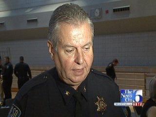 WEB EXTRA: Tulsa Police Interim Chief Chuck Jordan Thankful For More Officers