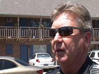 Tulsa Police Talk About Apartment Shooting