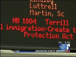 Where Does Oklahoma Immigration Law Stand?