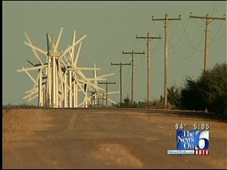 PSO To Offer More Wind Power To Customers