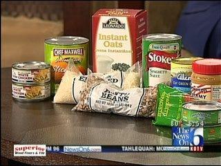 Community Food Bank Of Eastern Oklahoma Helping Oklahomans