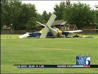 Owasso Airplane Crash Victims Remembered For Service