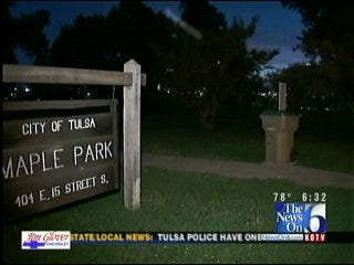 Tulsa Mother Fights Off Two Men Who Try To Kidnap Her Son