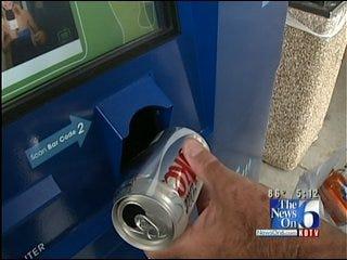 Tulsa Recycling Kiosks: A New Kind Of Vending Machine