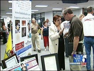 Tea Party Congress Rallies Tulsa Voters