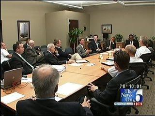 Tulsa City Council To Hand Over Simonson Report To City Prosecutor