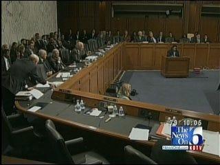 Coburn, Kagan Clash On Final Day Of Confirmation Hearing