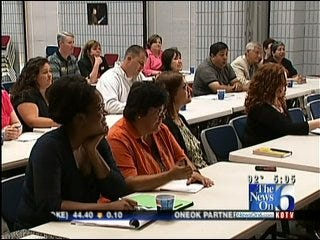 Tulsa Police Department Reaching Out To Hispanic Community