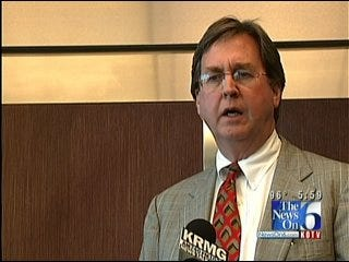 Tulsa Mayor Vetoes City Council's Budget Changes