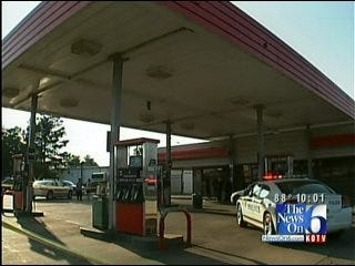 Apparent Murder-Suicide At Tulsa Gas Station Leaves Two Dead
