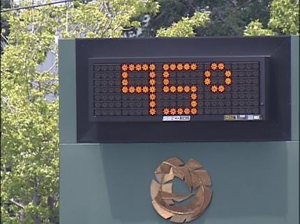 Tulsa Weather Coalition Keeping Residents Cool During Extreme Heat