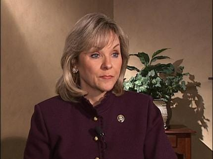 Latest SoonerPoll Projects Fallin For Oklahoma Governor