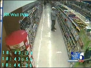 Surveillance Video Shows Walgreens Suspect Casually Robbed Pharmacy