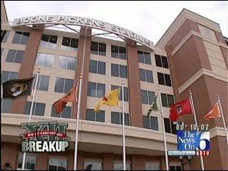 OKBlitz.com's John Holcomb On Big 12 Breakup
