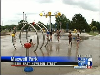 Tulsa Parks Opens New Water Park