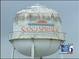 Sand Springs Police: 5-Year-Old Boy Sexually Assaulted At Knife Point