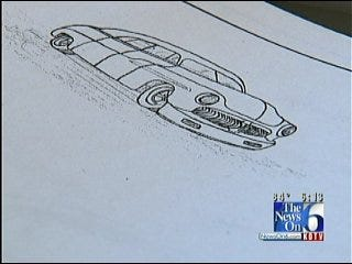 Tulsa Mother Uses Son's Drawings To Help Other Children