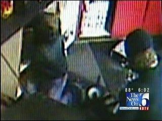 Rogers County Burglars Caught On Tape