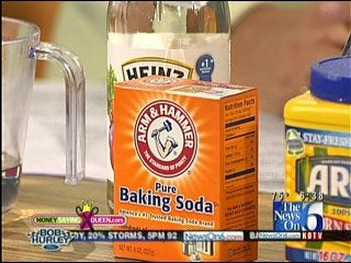 Money Saving Queen On Making Your Own Cleaning Products