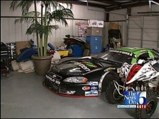 Burglary Puts Brakes On Green Country Racing Business