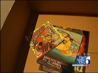 Oklahomans Can Help Kids Read, Book By Book