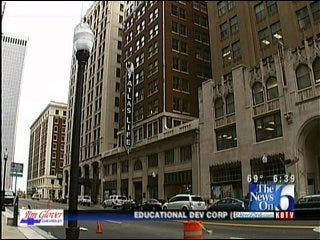 Tulsa's Atlas Building Reopens As Hotel