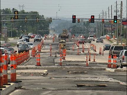 Tulsa Drivers To See Massive New Effort To Repair Streets