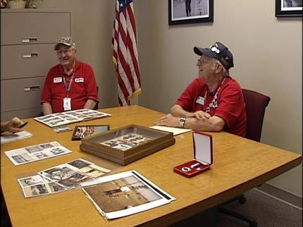 Tulsa Veterans Helping Soldiers Stay In Touch With Loved Ones