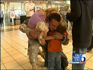Oklahoma Soldiers, Families Make Sacrifices On The War Front
