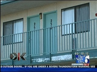Some Oklahoma Sex Offenders Living In Hotels