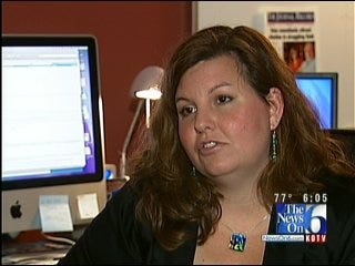 Tulsa Public Schools Parent Lobbies For Education Funding