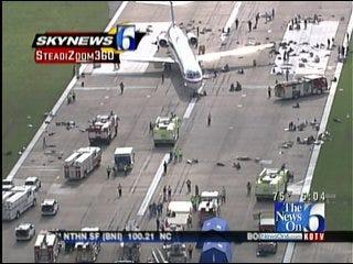 Tulsa International Airport Conducts Disaster Response Drill