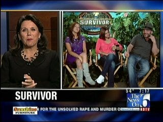 Talking Survivor With Six in the Morning's LeAnne Taylor