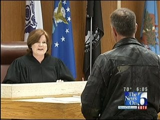 Tulsa's Veterans Court Program Being Used As Nationwide Model