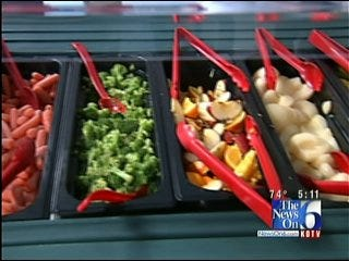 Some Link School Lunches To Childhood Obesity