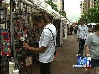 Tulsa Mayfest Director: Attendance Down From Last Year