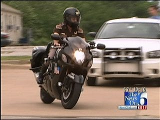 OHP Hopes New Motorcycle Aids Fight Against Reckless Drivers