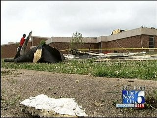 Tulsa Charter School Sustains Storm Damage, Cancels Classes Friday