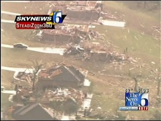 Oklahoma Counties Not Affected By Tornadoes Included In Emergency Declarations