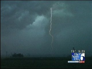 Viewers Share Their Storm Pictures To The News On 6