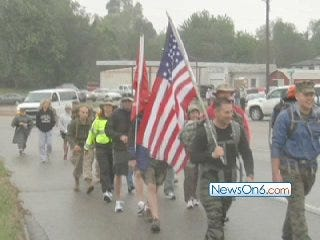 Cpl. Jared Shoemaker Memorial Walk Raises Money for Special Olympics