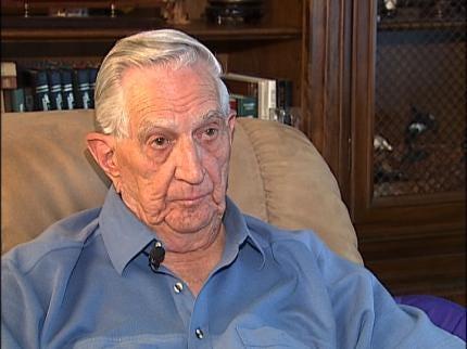 Tulsa Veteran Discusses Fighting In Some Of WWII's Deadliest Battles