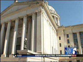 Mental Health Advocates Rally At Oklahoma Capitol