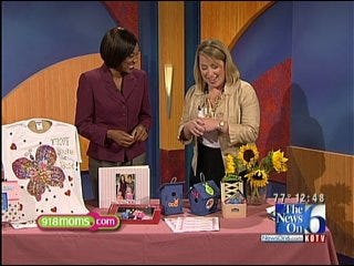 Melanie Henry With 918Moms.com Talks Mothers Day Gifts