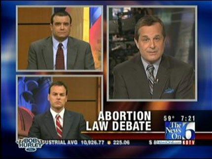 Legislators Debate Abortion Law