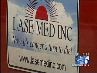 Broken Arrow Clinic Claims To Cure Cancer