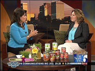 Money Saving Queen Working To Stamp Out Hunger In Oklahoma