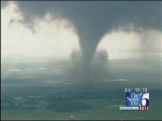 VORTEX 2: News On 6/NEWS 9 Meteorologists Join Tornado Study