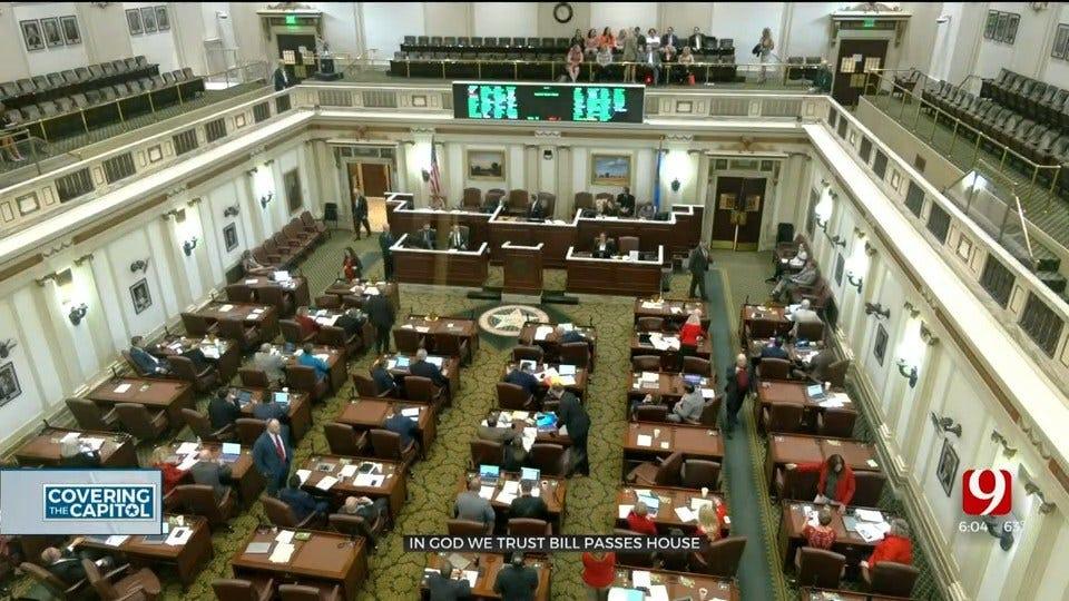House Passes 'In God We Trust' Bill