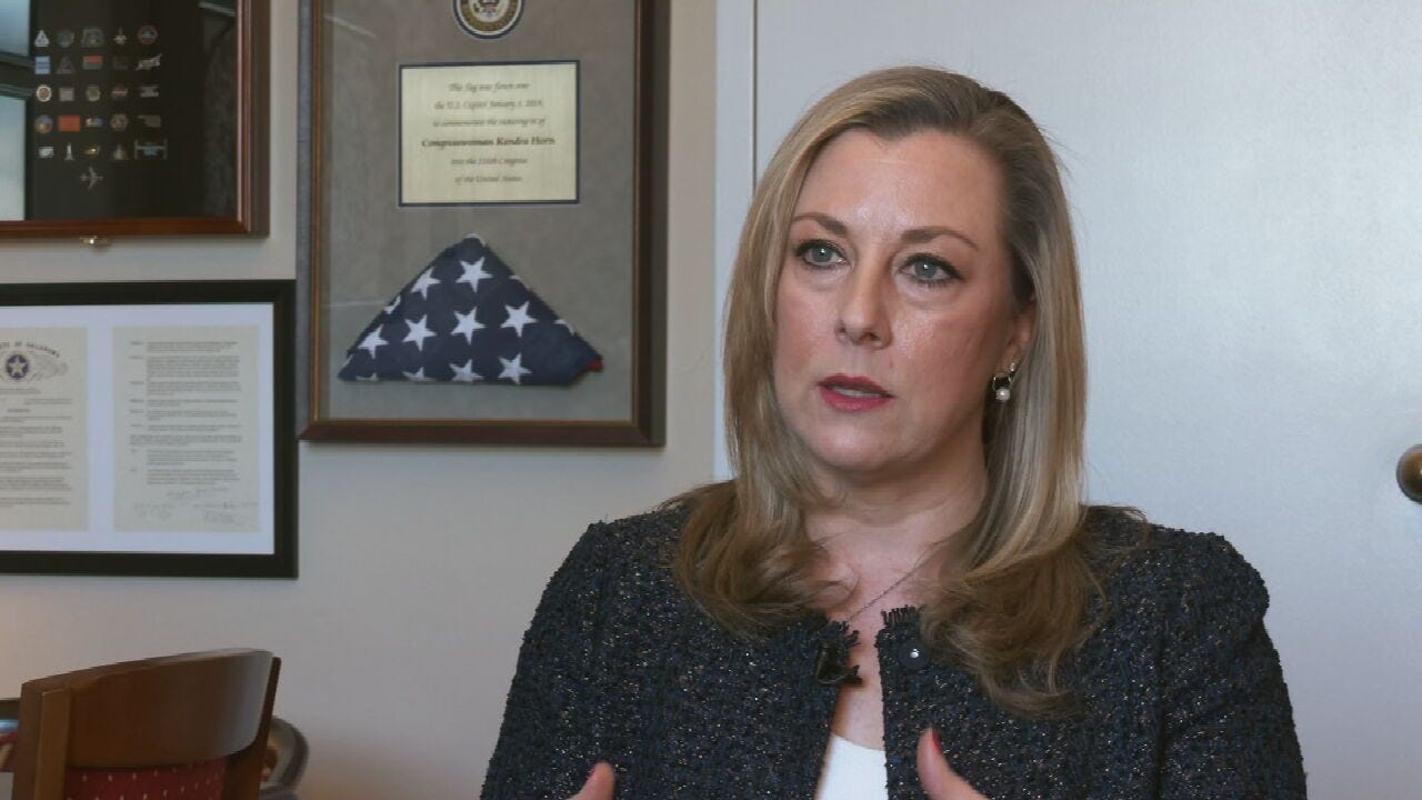 Oklahoma Rep. Kendra Horn On Super Tuesday's Democratic Race